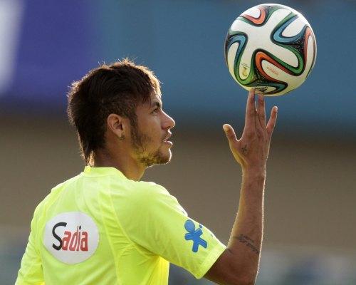 Otak Neymar Bekerja Autopilot Saat Bermain Sepakbola