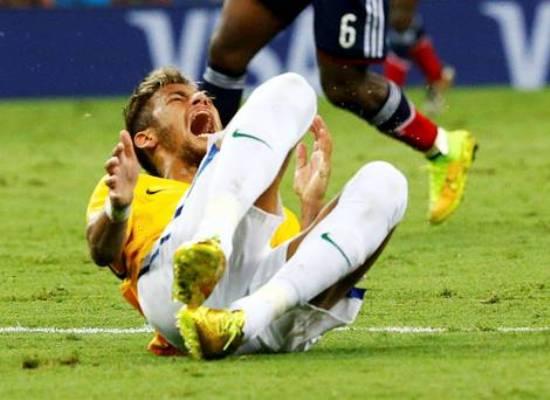 Get Well Soon, Neymar!