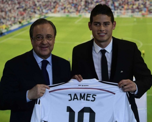 Belajar dari Transfer James Rodriguez ke Real Madrid