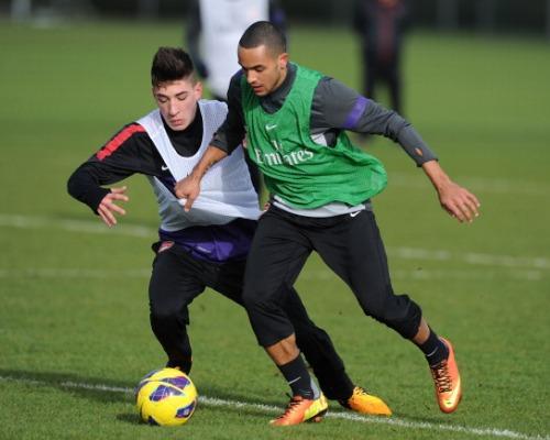 Hector Bellerin Didaulat Jadi Pemain Tercepat di Arsenal
