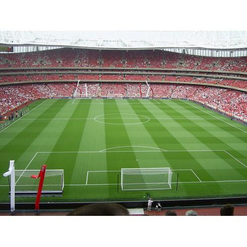 Barcelona Bantu Arsenal Bangun Stadion Emirates?