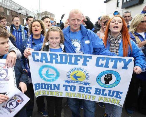 Kesadaran Fans Cardiff City Atas Identitas Klub yang Hilang