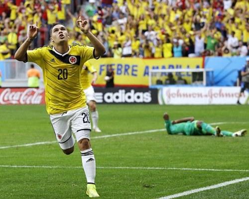 Dampak Piala Dunia Bagi Arsenal, Kolombia dan Santi Cazorla
