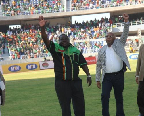 Ketika Menpora Korupsi Hadiah Juara Piala Afrika