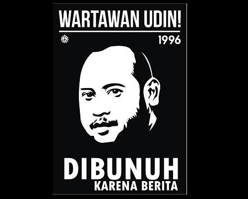 Menolak Lupa Kisah Udin dan Wartawan Sepakbola Yang Dibunuh