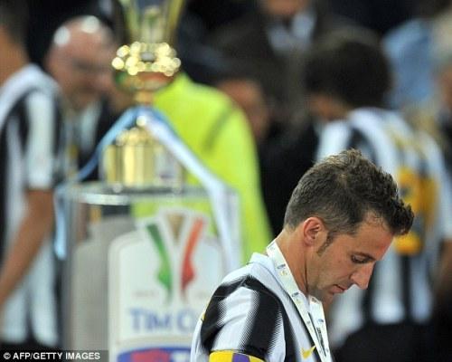 Cinta Bertepuk Sebelah Tangan Del Piero Pada Si Nyonya Tua