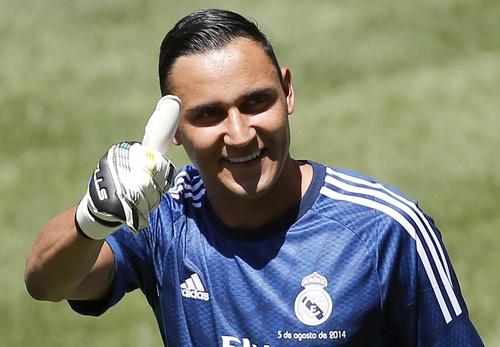Keylor Navas, Bintang Baru Real Madrid?